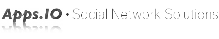 Social Network Solutions by Apps.IO